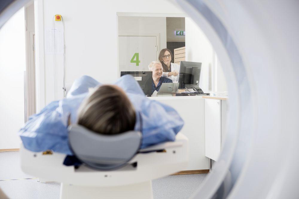 tomografia x ressonância