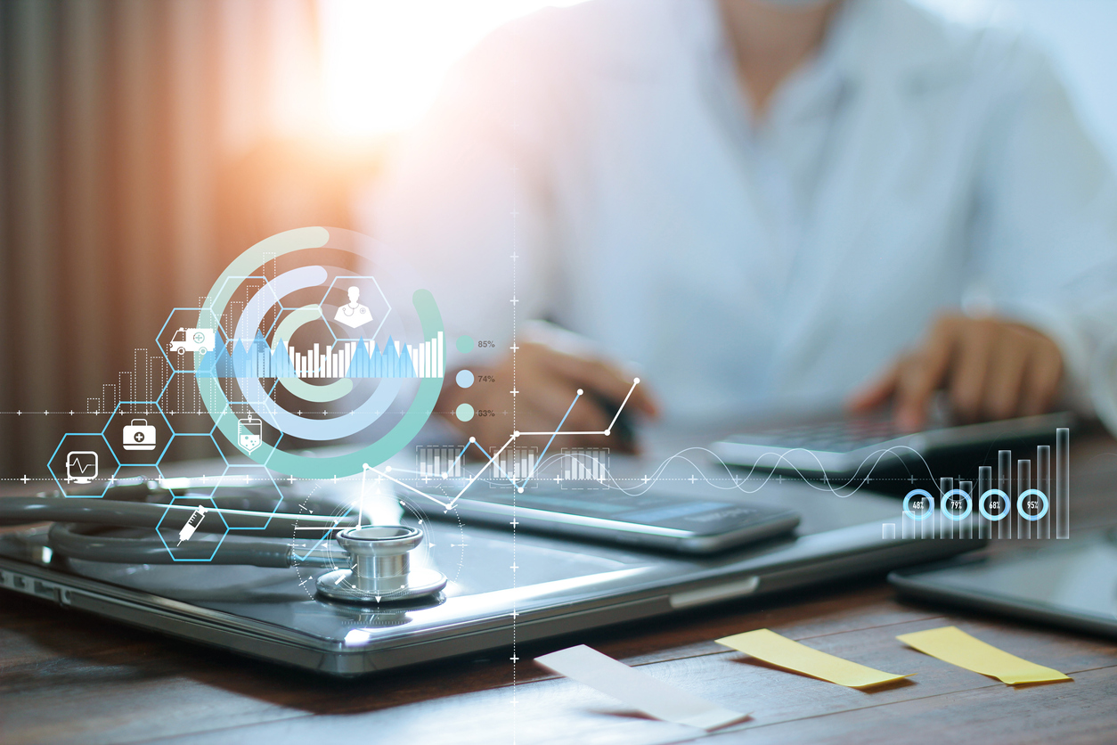 dados medicina tecnologia