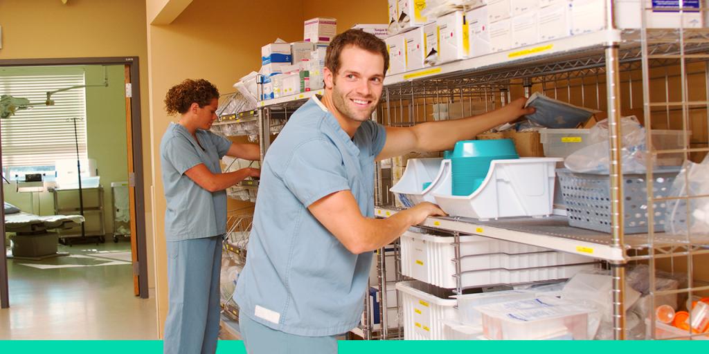 gestão de estoque em instituições de saúde