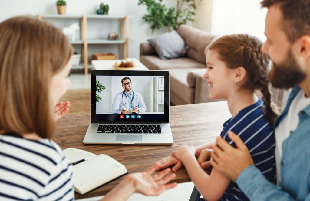 telemedicina pediátrica