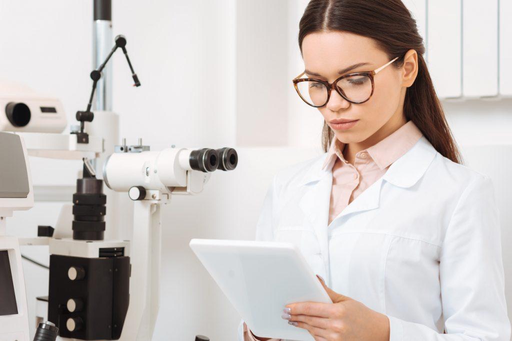 telemedicina na oftalmologia