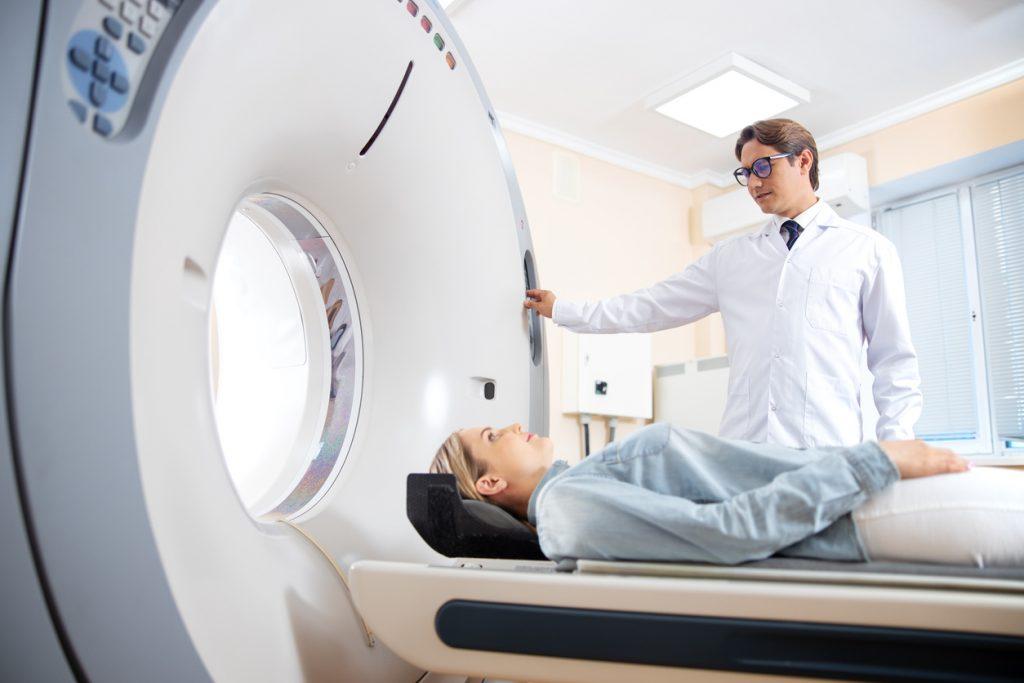 laudo de ressonância magnética